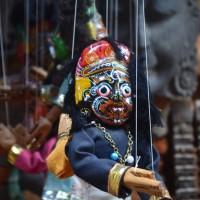 Nepali fantoccini